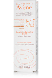 Avene High Protection Complexion Correcting Shield SPF50 - Medium, 40ml