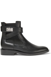 Givenchy Bottines en cuir Shark Lock
