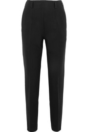 Christopher Kane Wool-blend straight-leg pants
