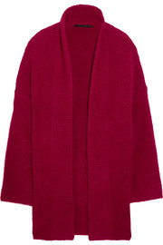 Haider Ackermann Oversized mohair-blend cardigan