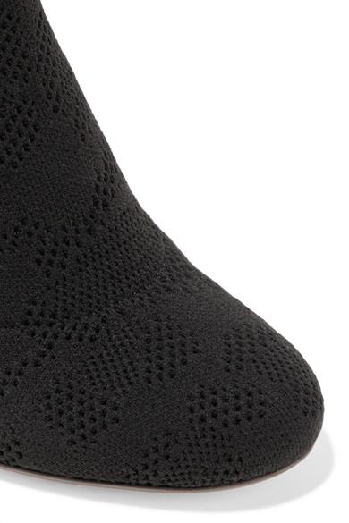 Francesco | Russo | Francesco Sock Boots in Lochstrick b96cf6