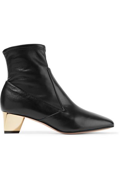 Nicholas Kirkwood Prism Ankle Boots aus Leder