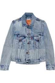 + Levi's denim jacket