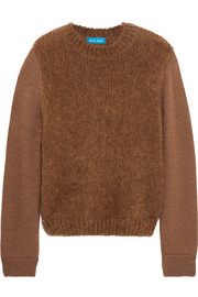 Dawes merino wool-blend sweater
