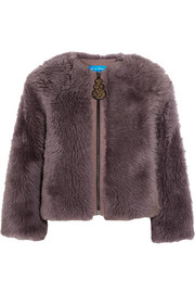 Purdy shearling jacket