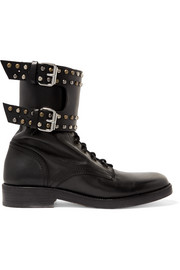 Isabel Marant Teylon studded leather ankle boots