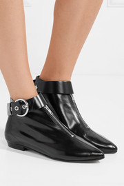 Isabel Marant Rilows leather ankle boots
