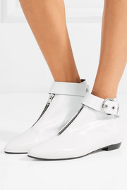 Rilows leather ankle boots