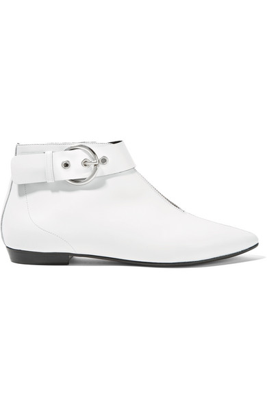 Rilows Leather Ankle Boots by Isabel Marant