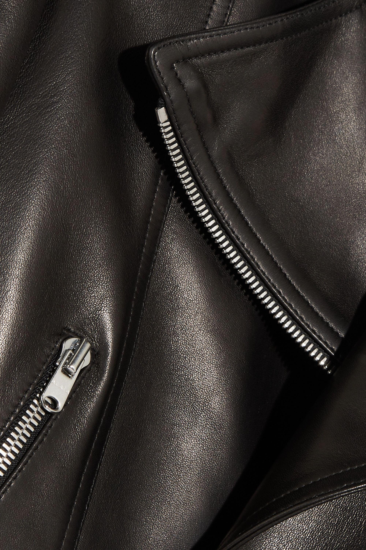 Alaïa Leather biker jacket