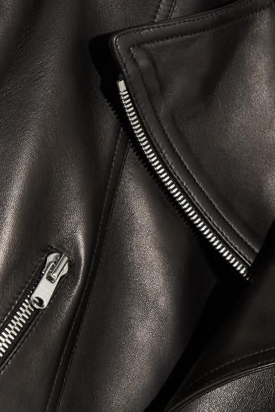 Alaïa Bikerjacke aus Leder Billig Verkauf Mit Kreditkarte Billig Verkauf Browse Mit Paypal Günstig Online Rabatt Bestellen Günstig Kauft Heißen Verkauf pDc2zMiXW