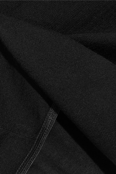 Alaïa Feinstrick-Body aus Wolle