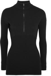 Alaïa Turtleneck wool-blend sweater