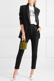 Isabel Marant Jo wool-twill slim-leg pants