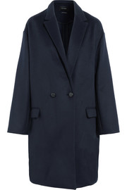 Isabel Marant Filipo oversized wool and cashmere-blend coat