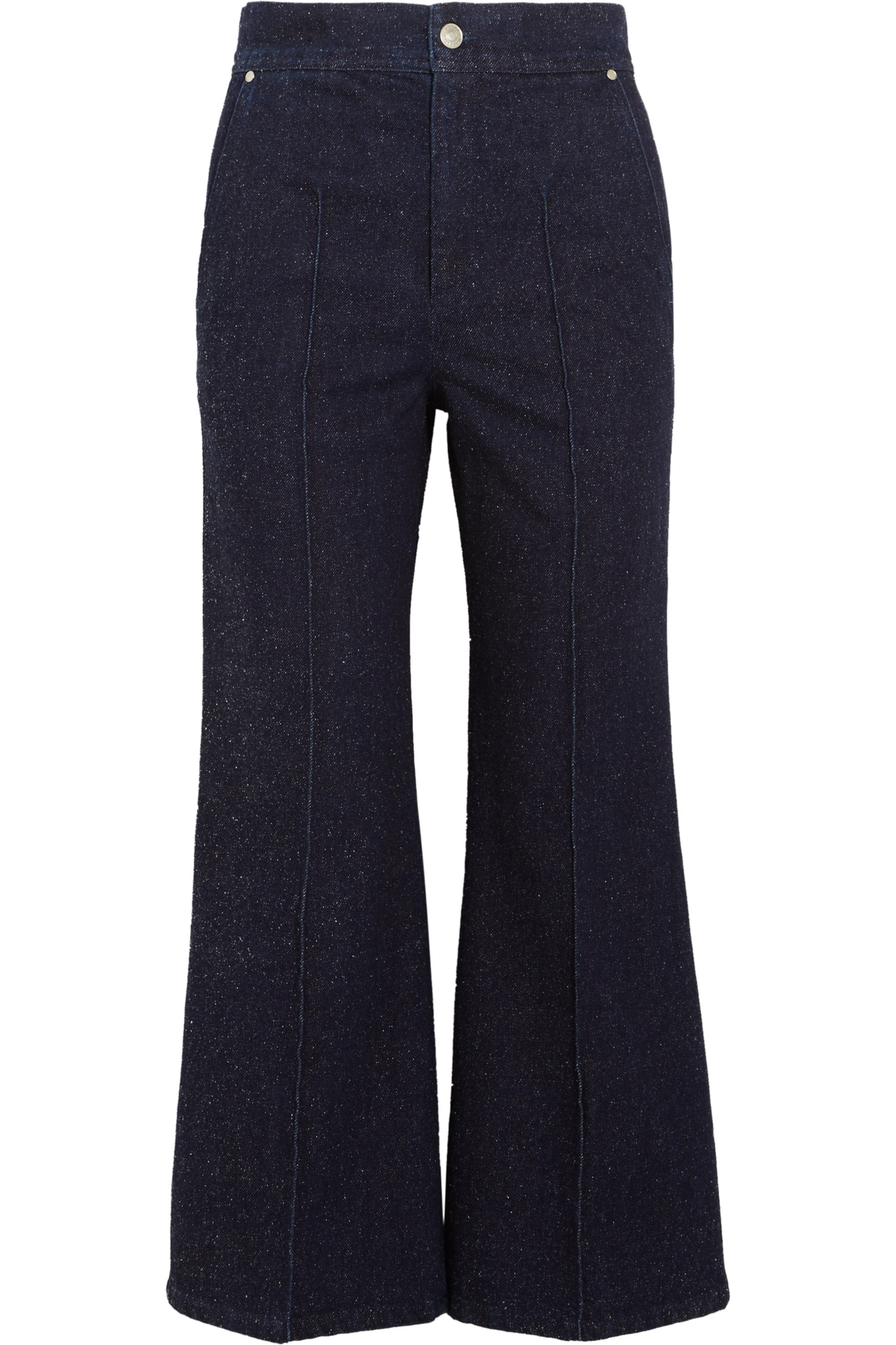 Isabel Marant Parsley cropped flared jeans