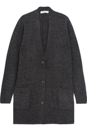 Daxton oversized knitted cardigan