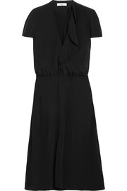 Étoile Isabel Marant West crepe dress