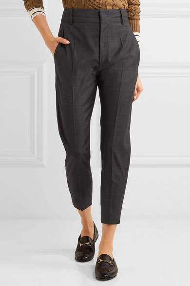 Linen Oah pants Isabel Marant Choice Cheap Online Cheap Sale With Paypal Footaction Sale Online Ay7qyJu