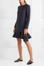 Victoria, Victoria Beckham Crepe mini dress