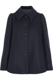 A.P.C. Atelier de Production et de Création Marianne wool-blend jacket