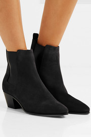 Saint Laurent Rock suede Chelsea boots