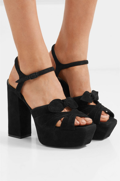 Saint Laurent Farrah sandals clearance largest supplier outlet low price fee shipping buy cheap collections fashion Style online XzjskIVO0