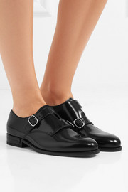 Saint Laurent Dare 25 leather brogues