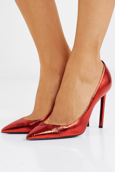 Saint Laurent Anja pumps really online clearance discounts for sale top quality QWqpQ