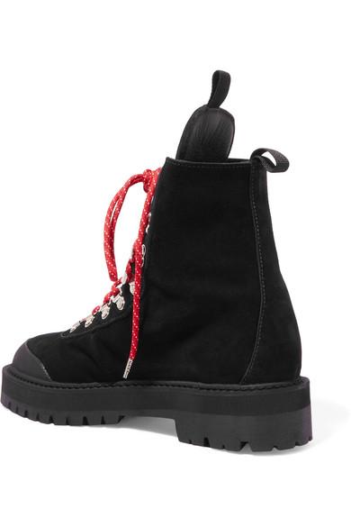 181f8b7a94826 Off-White   Hiking suede boots   NET-A-PORTER.COM