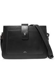 A.P.C. Atelier de Production et de Création Albane leather shoulder bag