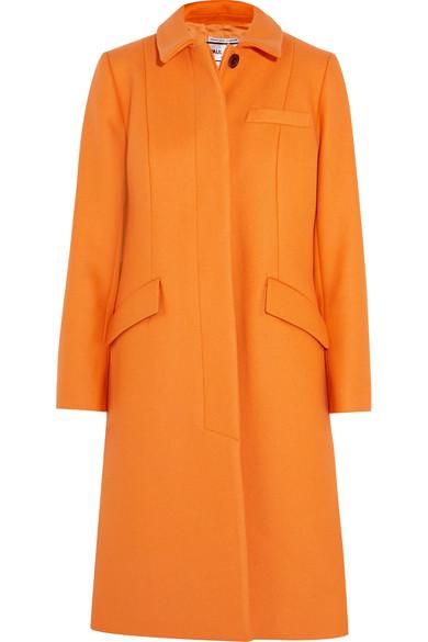 Bonnie wool-blend coat