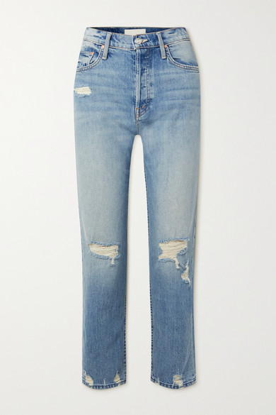 The Tomcat Jeans in the Confession by Mother, available on net-a-porter.com for $98 Mila Kunis Pants Exact Product