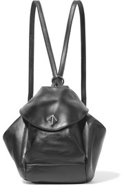 Manu Atelier Fernweh mini leather backpack