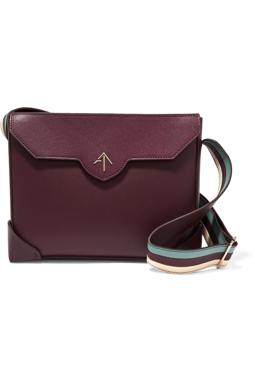 MANU Atelier Bold large leather shoulder bag