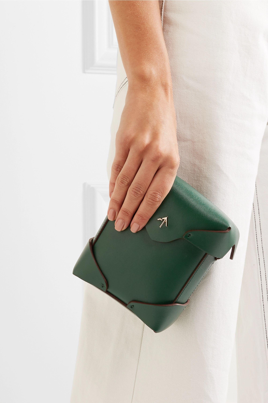 MANU Atelier Sac porté épaule en cuir Pristine Micro