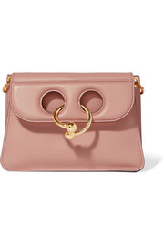 JW Anderson Pierce mini leather shoulder bag