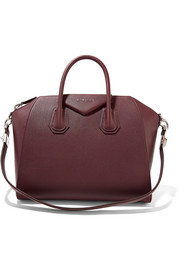 Givenchy Sac en cuir texturé Antigona Medium