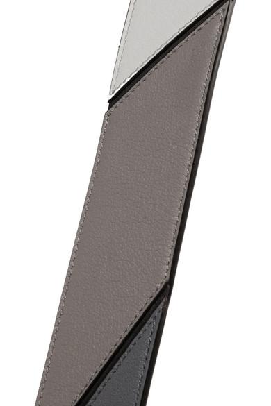 Loewe Puzzle Taschenträger aus Leder
