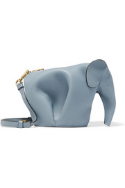 Loewe Elephant leather shoulder bag