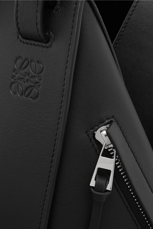 Loewe Hammock small leather tote