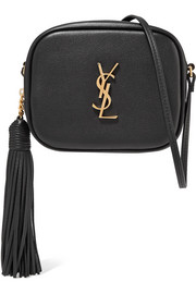 Saint Laurent Monogramme Blogger leather shoulder bag