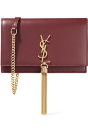 Saint Laurent Monogramme Kate leather shoulder bag