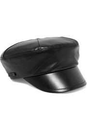 Prada Leather cap