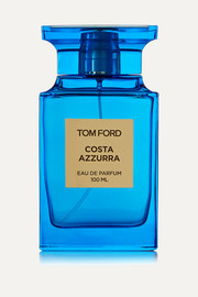 Costa Azzurra Eau de Parfum - Cypress Oil, Driftwood Accord & Fucus Algae Oil, 100ml