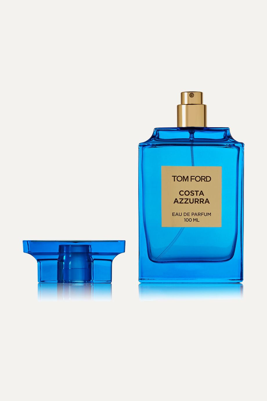 TOM FORD BEAUTY Costa Azzurra Eau de Parfum - Cypress Oil, Driftwood Accord & Fucus Algae Oil, 100ml