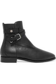 Jimmy Choo Mitchel leather ankle boots