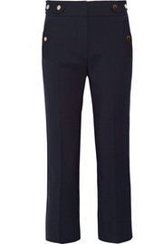 Vanessa Bruno Herve stretch-wool twill flared pants