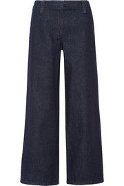 The Row Werto low-rise wide-leg jeans