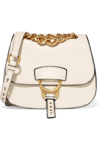 7ca207f77557 Miu Miu. Dahlia leather shoulder bag